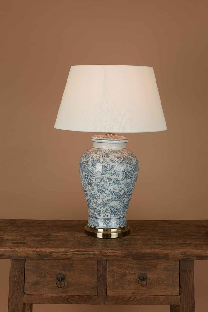 Aviary Table Lamp Base