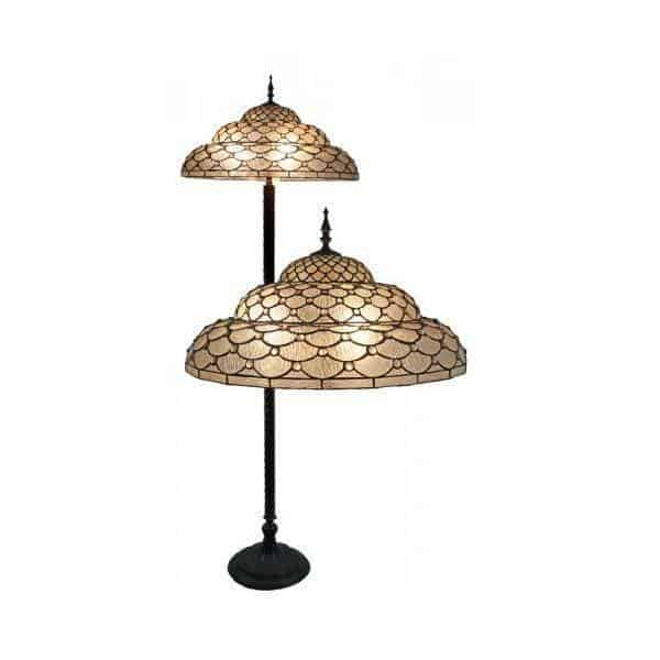 Floor Lamp - Classic Tiffany Floor Lamp