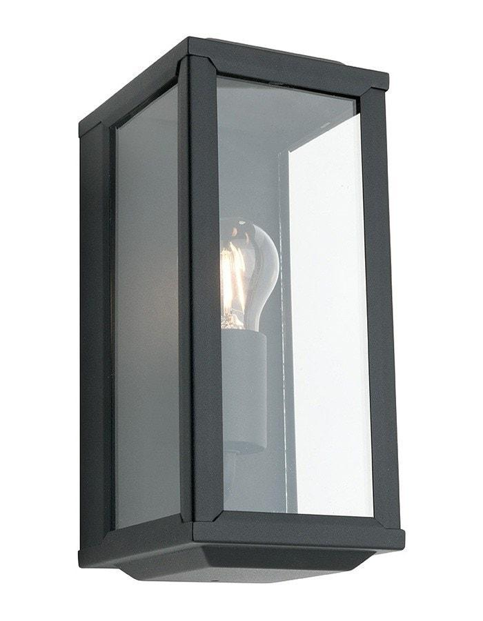 Outdoor Wall - Anglesea Black Outdoor Wall Light