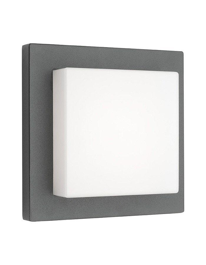 Outdoor Wall - Bodo Charcoal Outdoor Wall Light