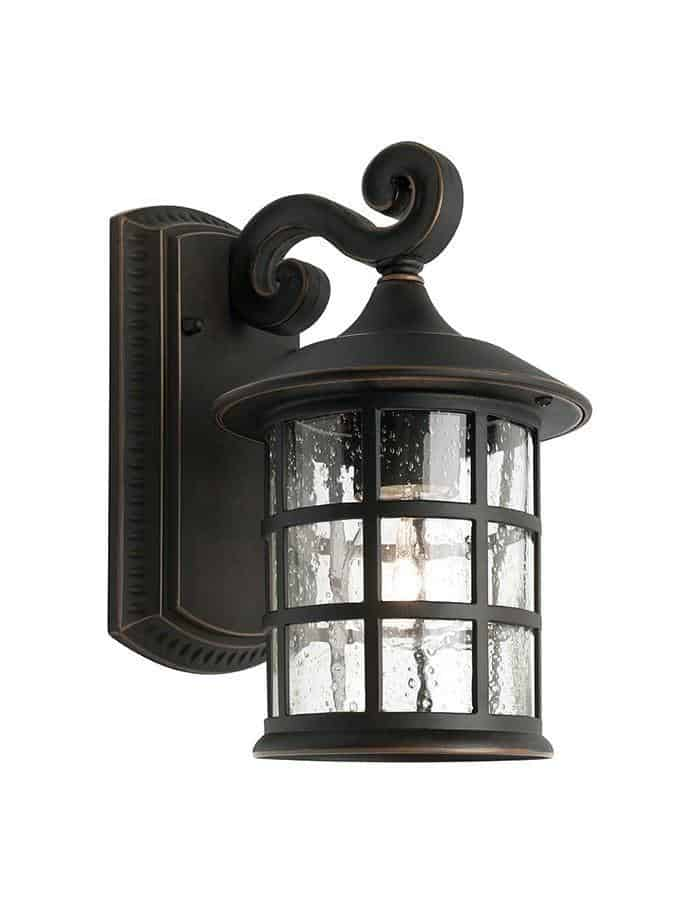 Outdoor Wall - Coventry Bronze Outdoor Wall Light Small