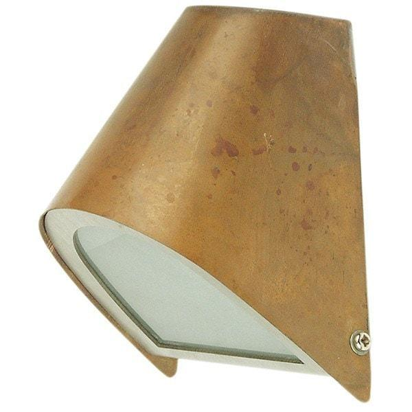 Outdoor Wall Light - Brava Copper Outdoor Wall Light