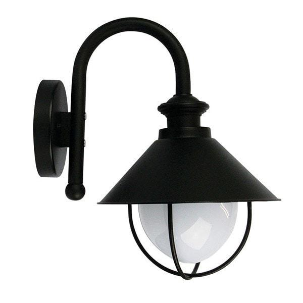 Outdoor Wall Light - Cosmo Black Outdoor Wall Light