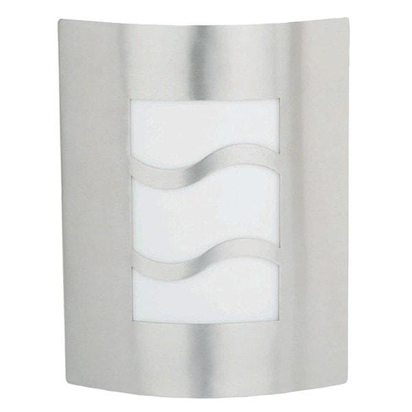 Outdoor Wall Light - Guardian Stainless Steel Outdoor Wall Light