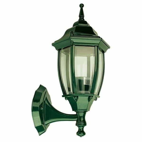 Outdoor Wall Light - Highgate Green Up Outdoor Wall Light