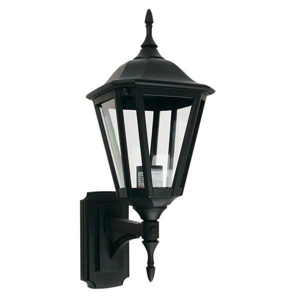 Outdoor Wall Light - Java Black Mini Outdoor Wall Light