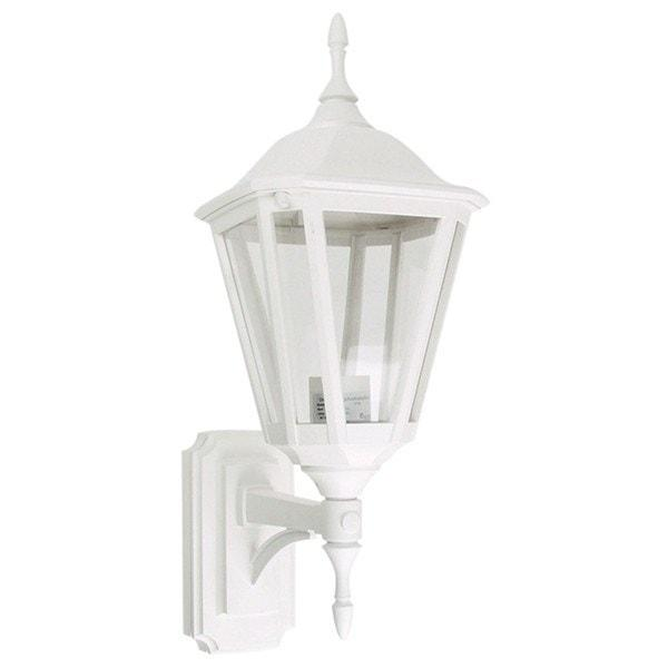 Outdoor Wall Light - Java White Mini Outdoor Wall Light