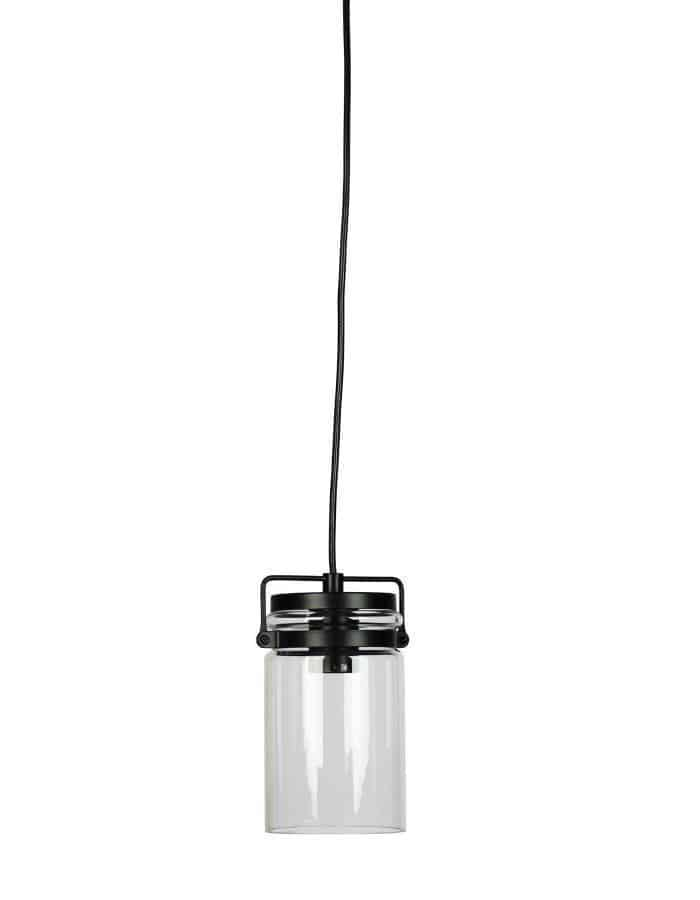 Pendant - Agar Glass Jar Pendant Light