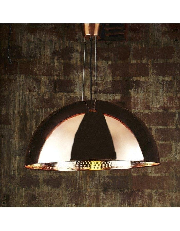 Pendant - Alfresco Dome Copper Pendant Light