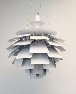 Pendant - Artichoke White Pendant Light