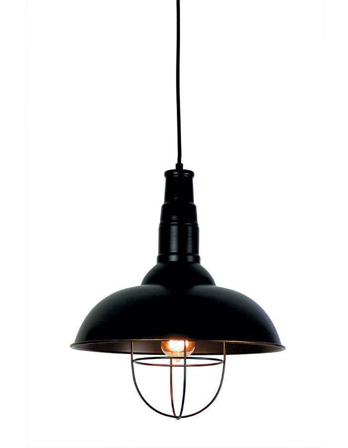 Industrial pendant lights by chic chandeliers pendant balmore industrial pendant light mozeypictures Choice Image