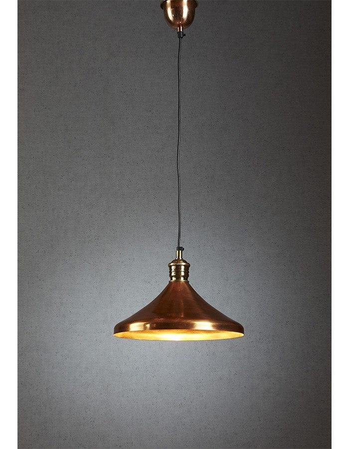 Barbados Copper Pendant Light Chic Chandeliers