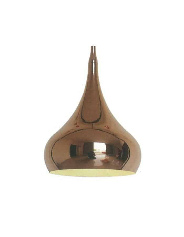 Pendant - Cambridge Copper Pendant Light
