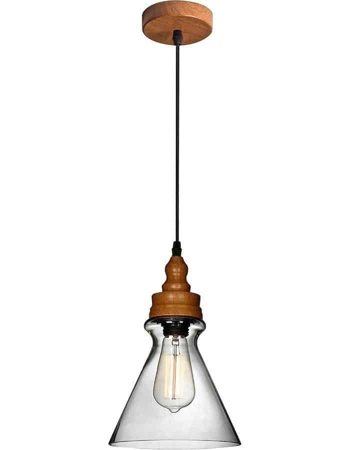 Pendant - Camilla Glass Pendant Light