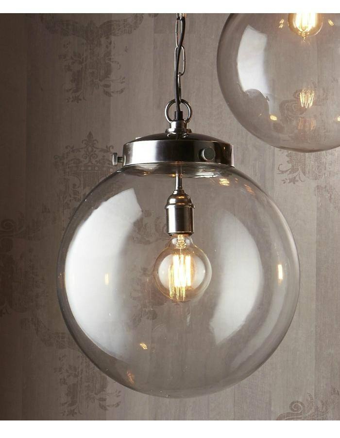 Pendant - Celeste Glass Pendant Light Large