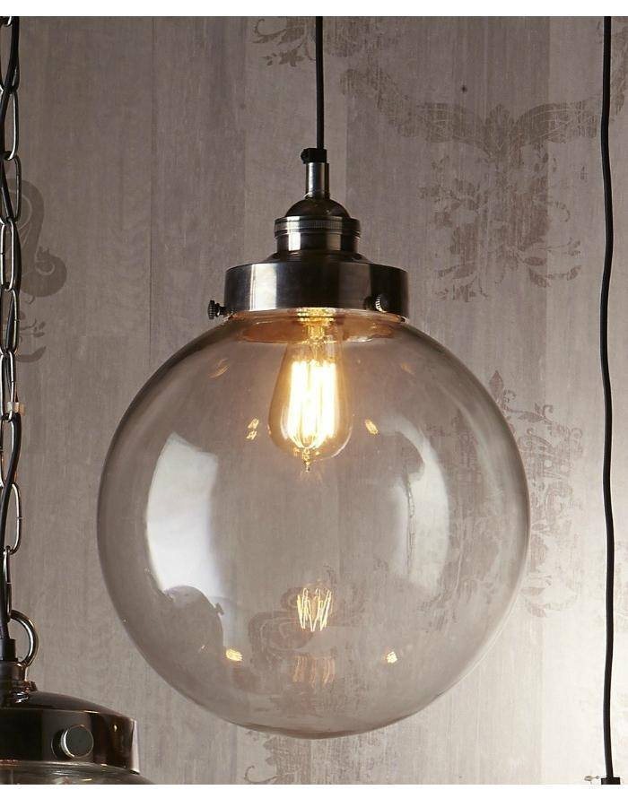Pendant - Celeste Glass Pendant Light Medium