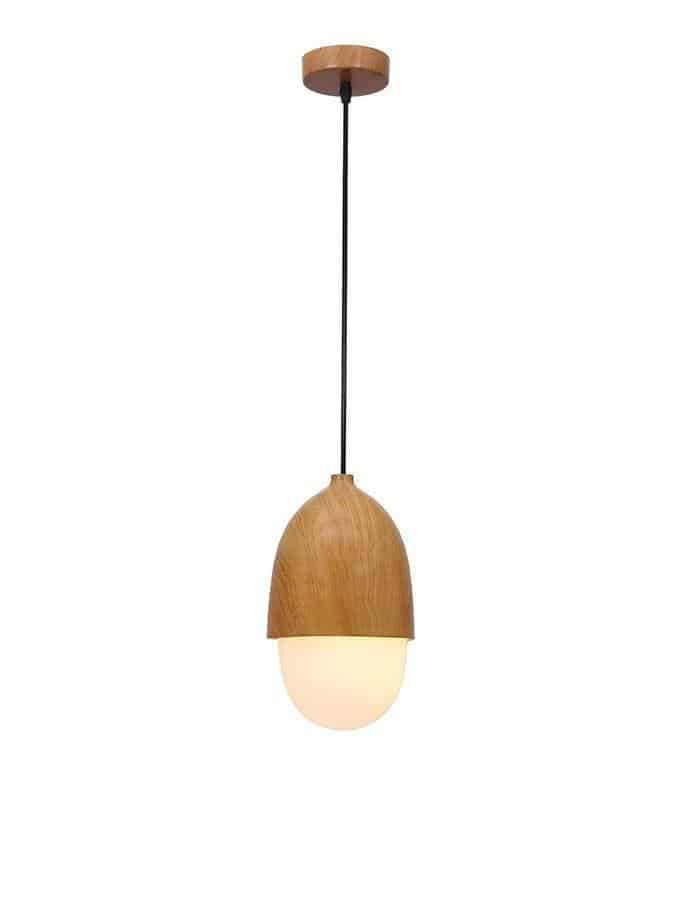 Pendant - Dipo Oak Pendant Light