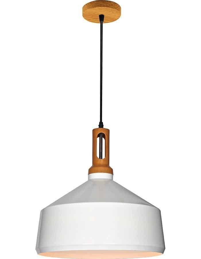 Pendant - Elly White Pendant Light