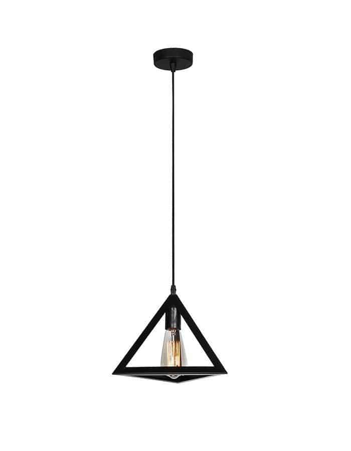 Pendant - Equator Single Metal Pendant Light