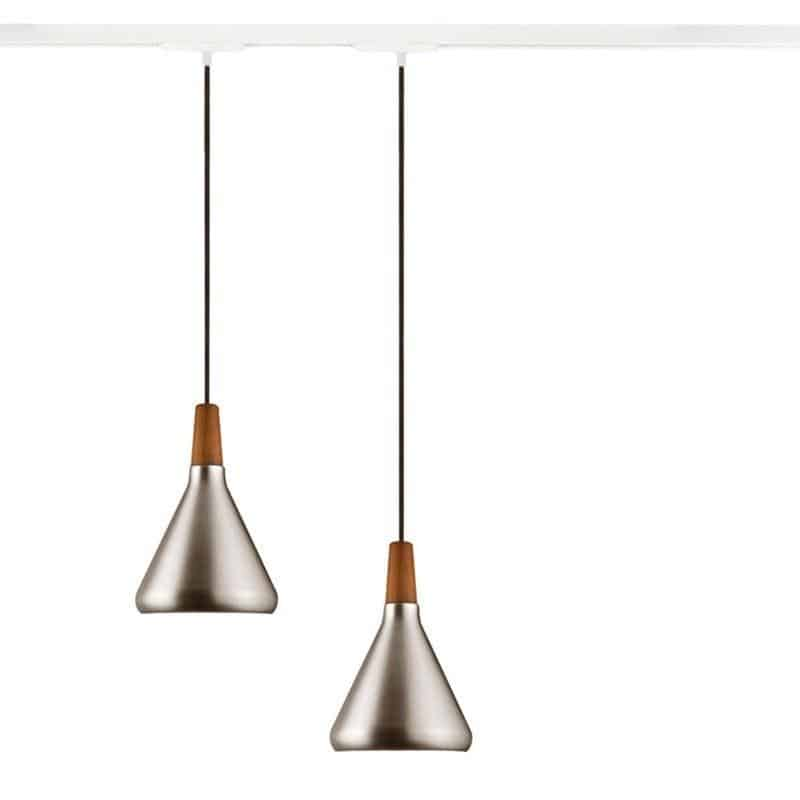 ... Pendant - Float 18 Brushed Steel Pendant Light ...  sc 1 st  Chic Chandeliers & Float 18 Brushed Steel Pendant Light by Nordlux - Chic Chandeliers