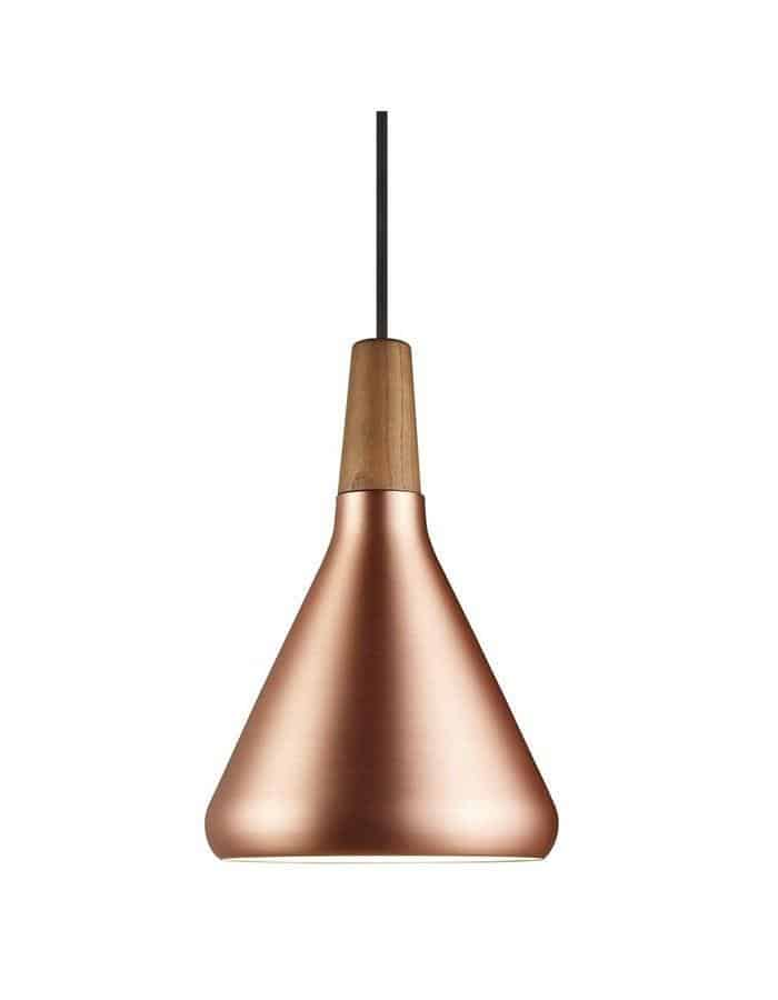 Pendant - Float 18 Copper Pendant Light
