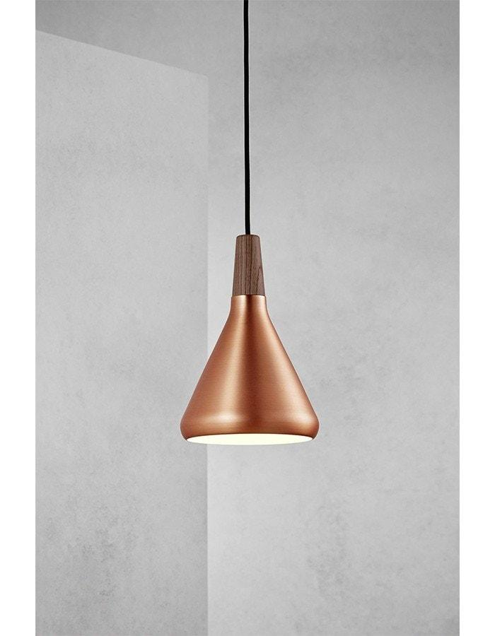 copper hanging light fixture pendant float hammered shade fitting