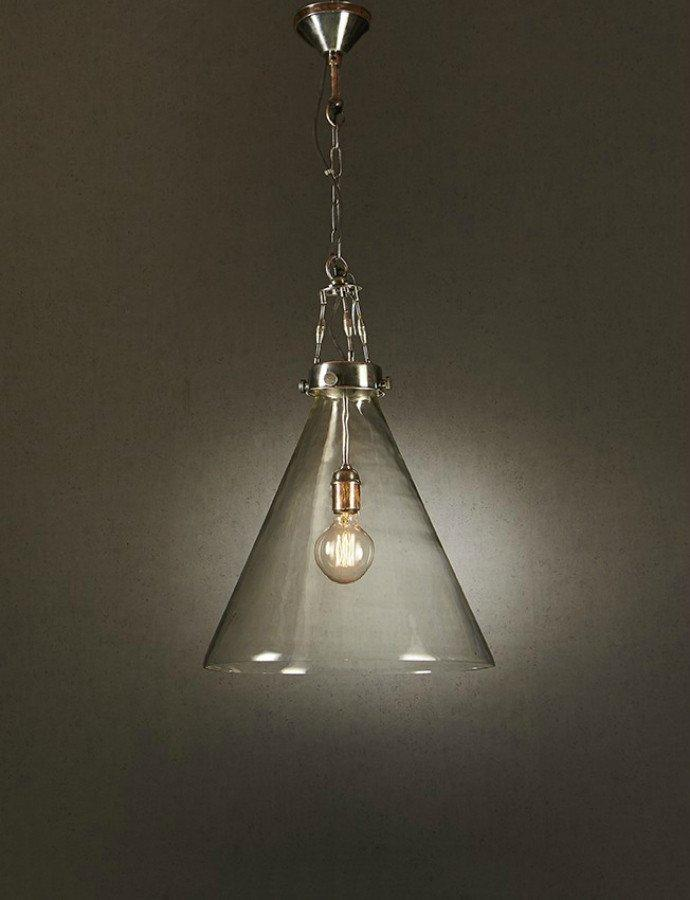 Pendant - Gadsden Large Glass Pendant Light