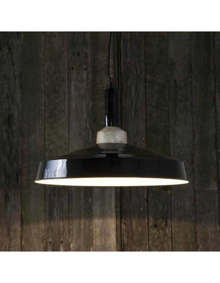 Pendant - Jefferson Black Hanging Pendant Light