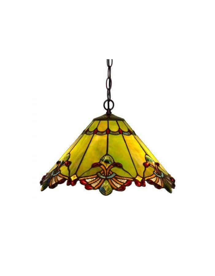 Pendant - Lush Green Tiffany Pendant Light