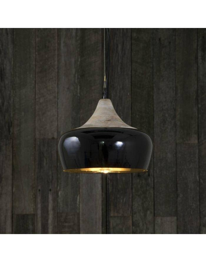 Pendant - Milano Black Hanging Pendant Light