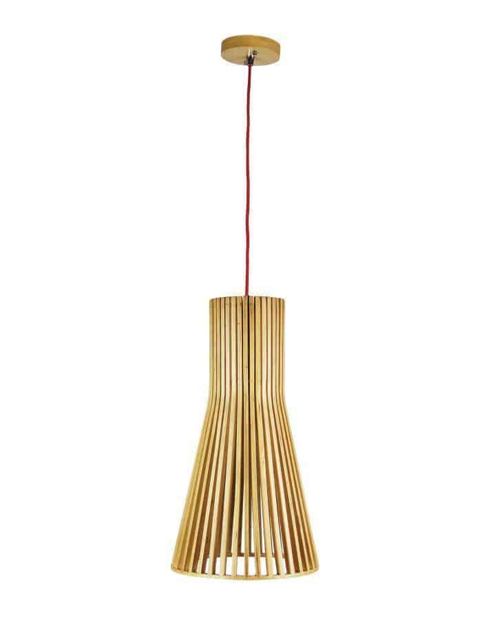 Pendant - Nord Timber Pendant Light