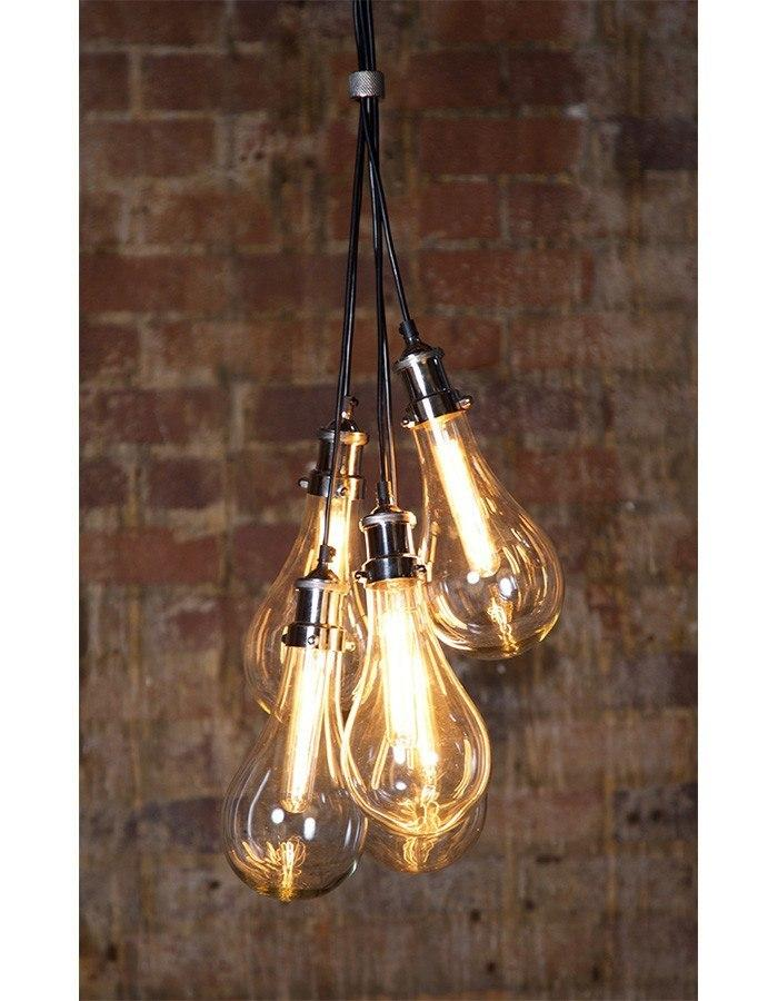 Pendant - Odean Cluster Glass Pendant Light