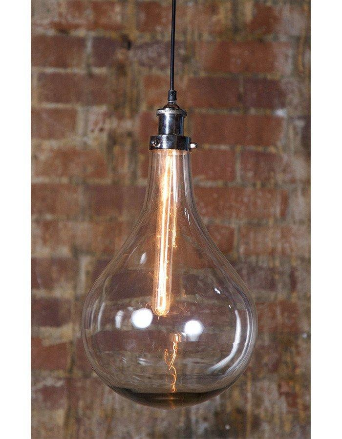 Pendant - Odean Single Glass Pendant Light