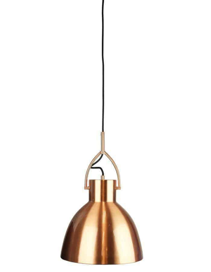 Pendant - Perno Copper Pendant Light Large