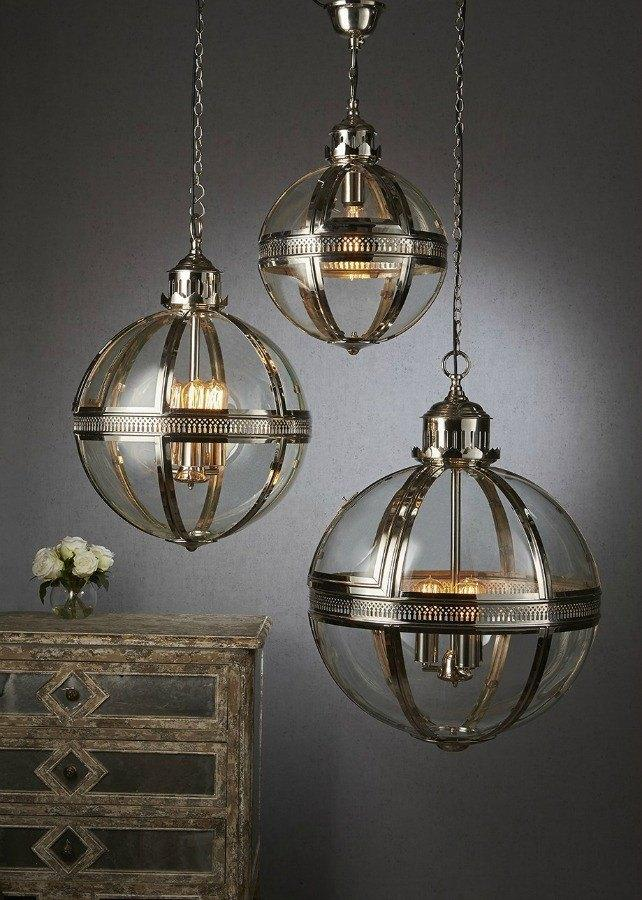 Silver Light Pendants Silver pendant lights by chic chandeliers pendant saxon silver pendant light large audiocablefo
