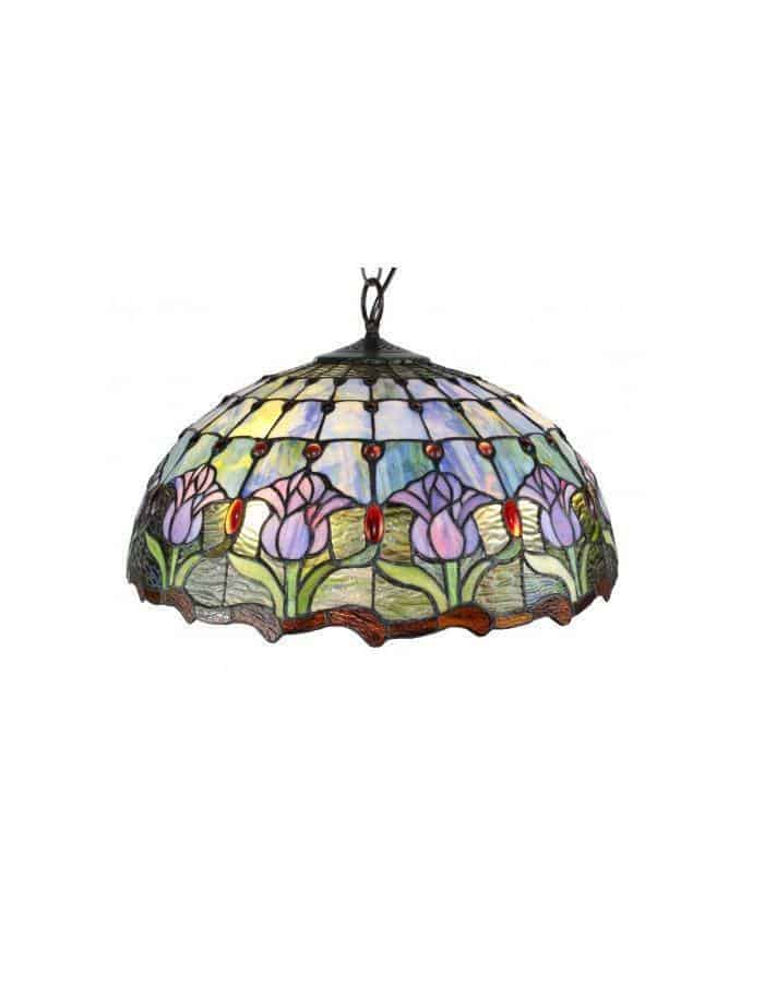 Pendant - Tulip Tiffany Pendant Light