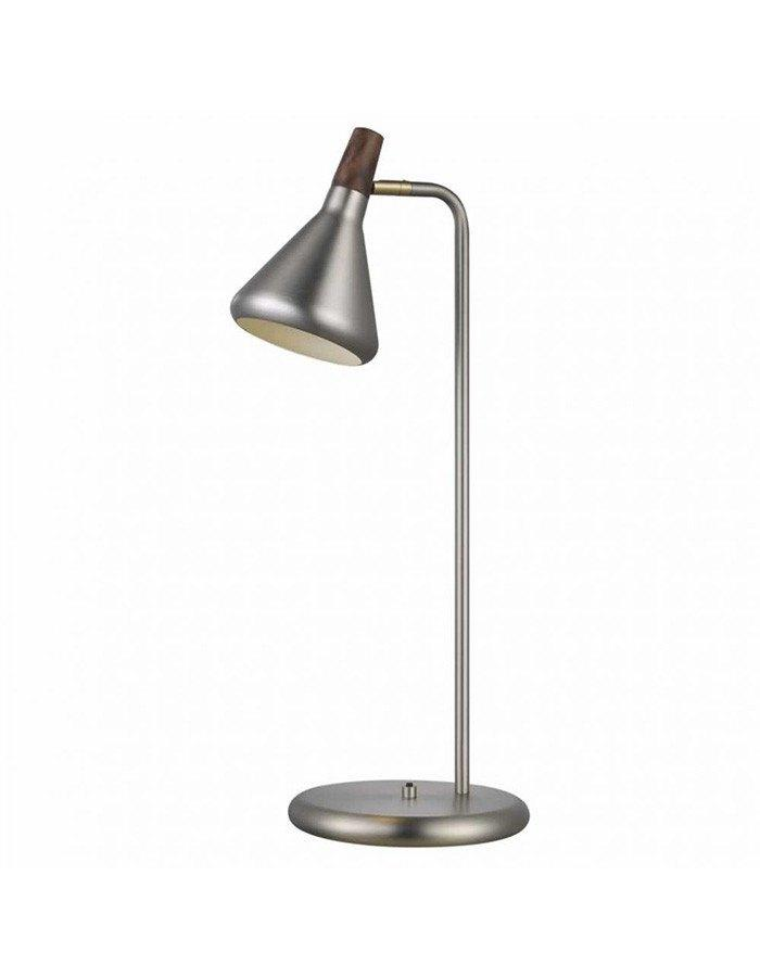Table Lamp - Float Brushed Steel Table Lamp