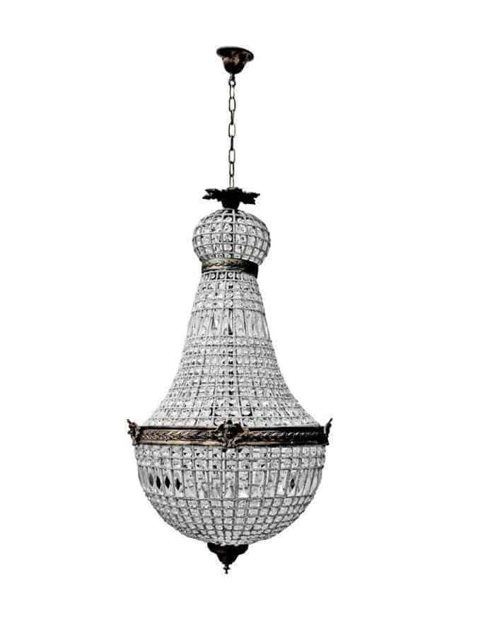 Traditional - Empire Chandelier