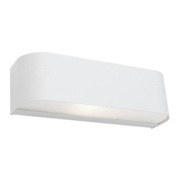 Wall Lamp - Benson White Wall Sconce