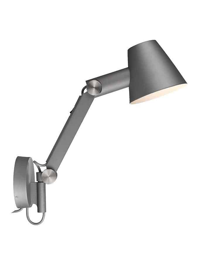 Wall Lamp - Cult Grey Wall Lamp