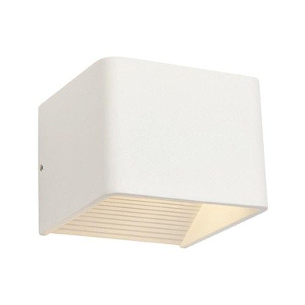Wall Lamp - Pentax Small White LED Wall Lamp