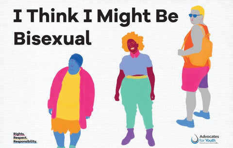 I Think I Might Be Bisexual + Pansexual