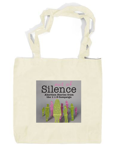 Out of Silence Tote Bag