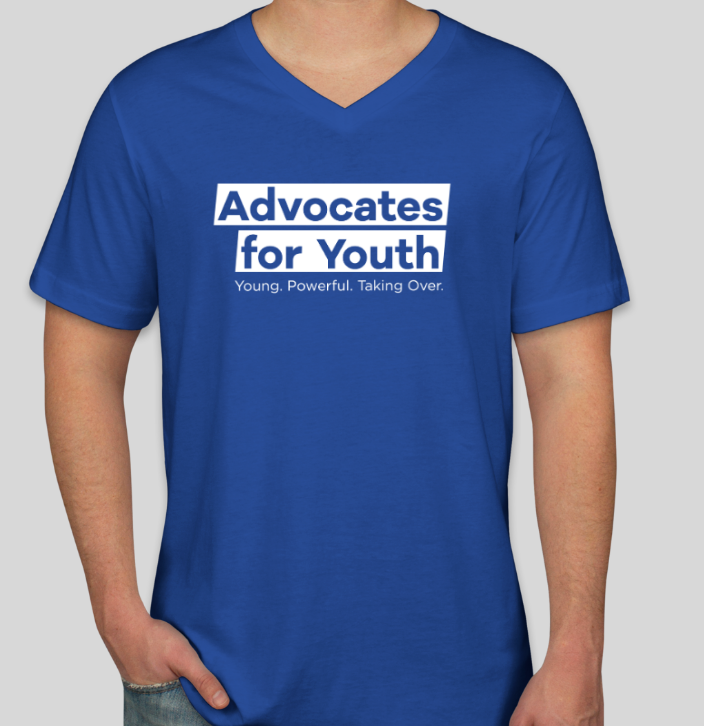 Advocates for Youth T-shirt