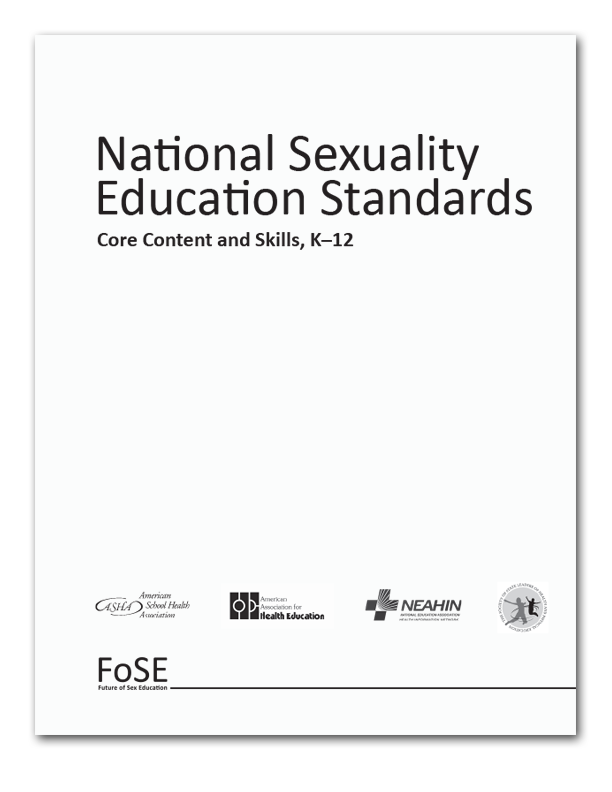 National Sexuality Education Standards