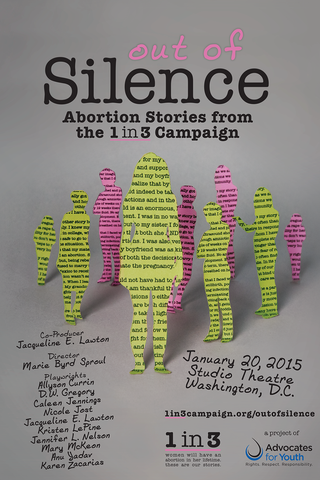 Out of Silence Poster