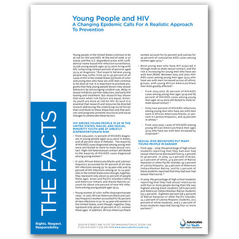 Young People and HIV