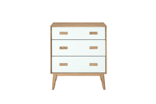EILERT Kommode (3) - Kommode -  - WHITEOAK - SOLIDMADE | Design Furniture - 1