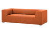 SEED Sofa 3-plätzig - Sofa - Stoff MILAN rostrot - SOLIDMADE | Design Furniture - SOLIDMADE | Design Furniture - 24