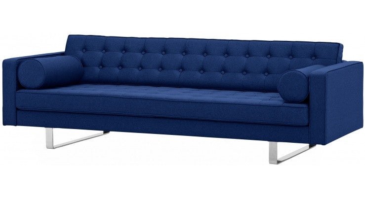 NEW YORK Sofa 3-plätzig - Sofa - Stoff RAMIRA blau - SOLIDMADE | Design Furniture - SOLIDMADE | Design Furniture - 10